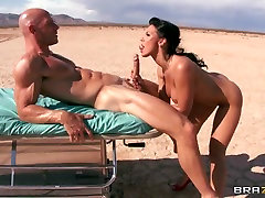 Doctor Adventures: Cumshot At the End of the Tunnel. Rachel Starr, Johnny Sins