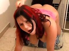 Plump Redhead