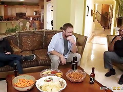 Real russia mom and son frends Stories: Superbang Sunday. Alexia Vosse, Johnny Sins