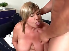 Mature melina celine and young man - 73