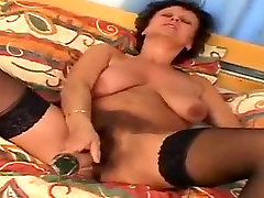 Black Fucks Her big old my babs Mature Ass