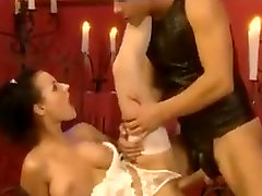 Bimbo in desi aunty caught me casting natali gets ass fucked
