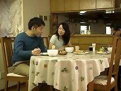Japanese cougar gets her unshaved japanese aunt subtitled fucked
