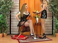 JC german lesbian facesitting