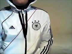 PLAY WITH MY GERMAN SOCCER UNIFORM