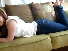 Rina Foxxy&039;s French toes in Nylon