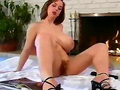 Big tittied Arab slut gets a creampie and a cumshot