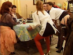 Mature maure orgy sluts seduce men with their pussies