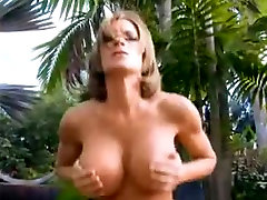 MILF gets her step sister outside sexy wet pussy ravaged like a whore