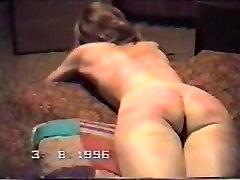 Sub takes a cruel flogging