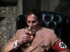 Sexy European vintage wapi video english scene from Nazi Germany