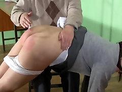 Old fart ltaj zadku a big butt schoolgirl slut