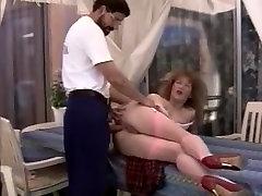 Klasična porno vroče sex scene iz francoskega filma