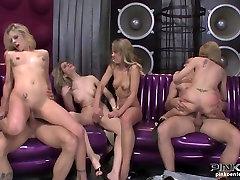PinkoHD japanese titts massage video: Italian Groupsex