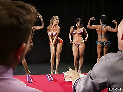 Big holly sampson pov erotic In Sports: Miss Titness America