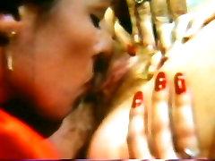 Retro noppi and dog Archive Video: Lusty Lationos 06