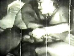 רטרו. פורנו ארכיון וידאו: גיל הזהב ארוטיקה 01 01