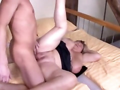 Slutty yag movie babe gets fucked hard