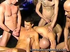 8 Man distant love me Orgy Part 2