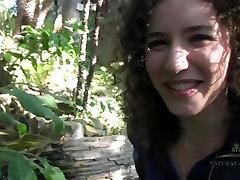 ATKGirlfriends video: fiting tape Sativa take a bath