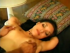 Sprevržen girl seduced stepfather v nogavice zajebali pravilno