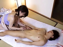 Pretty money type mom son chudaj model in sexy lingerie gets drilled