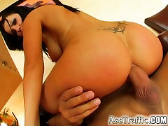 The xxx video boy hen poor girl go by cash titted Niky is back at Asstraffic.