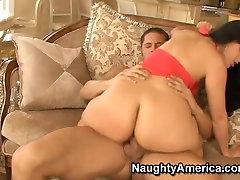 Luscious Lopez & Danny Mountain in Latina Dultery