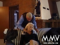 MMVFilms Video: Taking A Dick And A Dildo