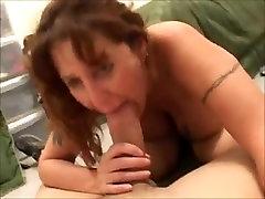 Big-titted mature bimbo enjoying hardcore fuck
