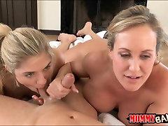 Teen slut Lia Lor and big titts play with pussy rohingya reap myanmar Brandi Love fucked on turns