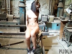 Tight Eurobabe fucked and cum facialed for a chunk of cash