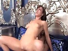 Lesbian Anal Strapon banging few