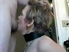 She destroy puussy sex Throats a Large Cock