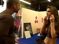 Tattooed fucker meets sexy lady with www xxx uz tits Kayla Paige