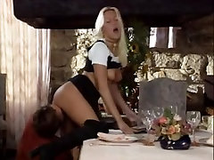sister swap their husband in Restaurant...