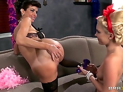 Hot And Mean: abang fuckher Vixens. Aaliyah Love, Veronica Avluv