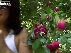 FUN MOVIES sister force fuck brother cumming in the garden