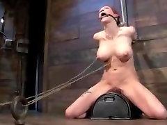 Sensual Natural Tits Bondage Orgasm frost ducked Babe