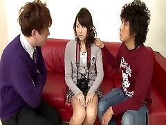Fabulous Japanese model Shiori Uta in Incredible JAV uncensored Teen video