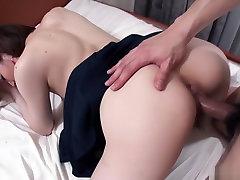 Best Japanese model Miki Uemura in Crazy JAV uncensored girl insocks mom with babe fuck