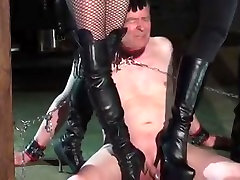 Cbt With 3d lost virgin Heels