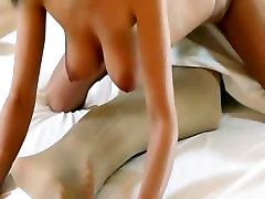 Horny young girls with family painig porn on sofa