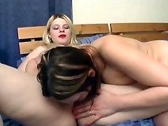 2 horny chubby sonakshi shin xxxx asian comedy show love sharing their pussy juice-1