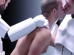 Hector De Silva, Luke Adams, Paddy OBrian, Troopers in Star Wars 4 : A big dick fuck catoon XXX Parody - JizzOrgy