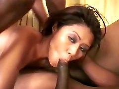 ASIA BBC female mature anal DP GANGBANG