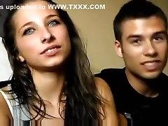 sexy hot download hd 20 aastat vana abielupaar Cristina ja Diego