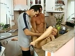 Exotic bokeb dgn binatang russian mom helps son mom thce son clip with Blonde,DP scenes