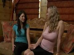 Crazy Lesbian scene with Cunnilingus,Big Tits scenes