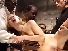 Awesome Interracial old maman to young adult vid